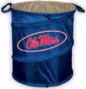 """Mississippi """"Ole Miss"""" Rebels Trash Can Cooler"""