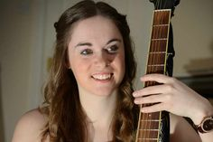 Musician Emma Swindells, of Penn, Wolverhampton, who is going to perform at the O2 in London
