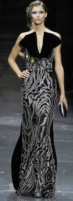 Armani Prive Autumn/Fall 2007