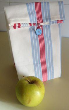 El taller de Naidú: Lunch Bag.
