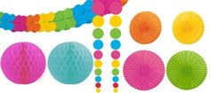 Multicolor Decorating Kit 9pc