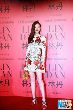 Carina Lau and Ni Ni at fashion event | China Entertainment News