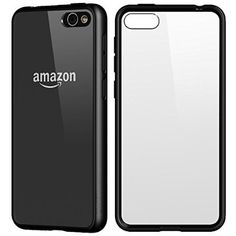 Luvvitt® Clearview Amazon Fire Phone Case Clear View | Scratch-resistant Hybrid Slim Transparent Case/cover (retail http://www.smartphonebug.com/accessories/top-19-best-amazon-fire-phone-cases-and-covers/