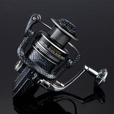 Aluminium alloy 5.5:1 13BB Seamless Metal Spinning Fishing Reel Carp Bass Sea Winder Fishing Reel Fishing Tackle SSG1000-7000