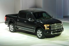 Detroit 2015: New Ford F-150 Changes The Truck Landscape With Aluminum Body