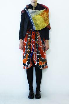 Daniela Gregis hand-knitted jacket