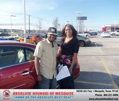 #HappyAnniversary to Hollie Hunt on your 2006 #Buick #Lucerne from Sikes Gregory at Absolute Hyundai!