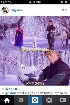 Frozen scenes!!!!!