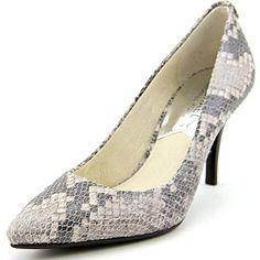 Michael Kors MK-Flex Mid Pump Heel Snake Skin Print Pearl Grey Pointy Toe Shoe MICHAEL Michael Kors http://www.amazon.com/dp/B00PJ64BRI/ref=cm_sw_r_pi_dp_vr5Wwb1MACC73