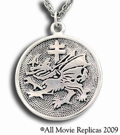 Dracula Vlad The Impaler Order of the Dragon Necklace Founded 1408 by Sigismund King of Hungary with Antique Wash Made of Sterling Silver Vlad Der Pfähler, Vampires, Jeaniene Frost, Order Of The Dragon, Dracula Castle, Vlad The Impaler, Coppola, Bram Stoker's Dracula, Dragon Necklace