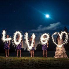 Firework Love - 21 Inspiring Inspirations - www.weddzer.com