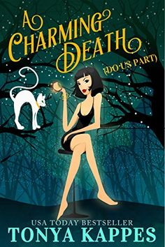 A Charming Death (do us part) (Magical Cures Mystery Series) by Tonya Kappes