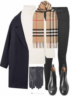 10 Winter Essentials to Keep You Warm This Winter Lady Stefany # Outfit # . - 10 winter essentials to keep you warm this winter Lady Stefany # outfit - Casual Winter Outfits, Winter Fashion Outfits, Look Fashion, Autumn Winter Fashion, Spring Outfits, Fashion Clothes, Black Outfits, Winter Style, Autumn Jeans Outfits