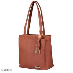 Checkout this latest Handbags Set Product Name: *Classy Designer Women's Handbag* Material: Leather Water Resistant: No Compartment Closure: Zip No. Of Main Compartments: 2 Sling Type: Non Detachable Sling Strap Print Or Pattern Type: Solid Multipack: 1 Country of Origin: India Easy Returns Available In Case Of Any Issue   Catalog Rating: ★4.2 (245)  Catalog Name: Classy Designer Women's Handbag Vol 4 CatalogID_928205 C73-SC1073 Code: 283-6102175-588