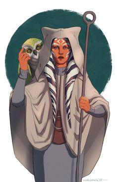 — Ahsoka Tano la Blanca con morrine (creo que se. Star Wars Rebels, Star Wars Rpg, Star Wars Fan Art, Star Wars Clone Wars, Ahsoka Tano, Wallpaper Darth Vader, Starwars, Star Wars Images, Galaxy Art