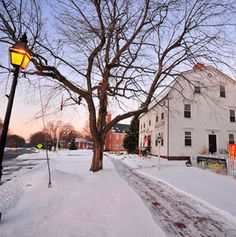 Bozeman MT named to Travel and Leisure's lists of most beautiful winter town!