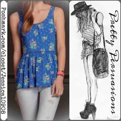SALE‼️ NWT Hollister Floral Plunging Back Top This is the perfect girly-girl, feminine yet flirty top! It features a flirty plunging back with pretty bow tie on the upper back, Royal blue color with a pretty floral pattern & polkadots. Super light & flowy! Looks pretty on it's own or paired with a pretty cardigan or denim jacket! Size small. No trade offers please Hollister Tops