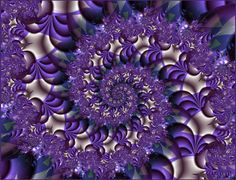 purple crochet... by FeliFee.deviantart.com on @DeviantArt