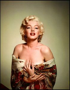 Marilyn Monroe by Nickolas Muray | by Harald Haefker