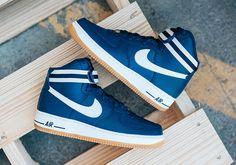 Nike Air Force 1 High Coastal Blue