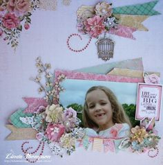 Linda Thompson Creative World: Kaisercraft Design Team 2014 Entry Wedding Scrapbook, Baby Scrapbook, Scrapbook Cards, Heritage Scrapbooking, Scrapbooking Layouts, Art Education Projects, Education Journals, Smash Book Pages, Art Lessons Elementary