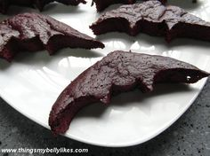 Batty Beet Brownies #ThingsMyBellyLikes