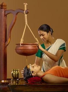 Ayurvedic Therapy #WellnessJourneys #WorldwideAdventures