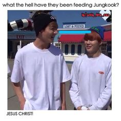 Whatever it is, Jimin needs some of it | ...what if its Jams?? O.o That's why Jimin is so short