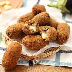 Snack Recipes, Healthy Recipes, Snacks, Picnic Finger Foods, Eggplant Recipes, Best Appetizers, Vegetable Salad, I Foods, Tapas