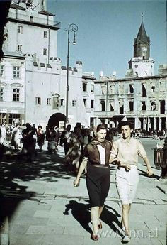 Żydowski Lublin: dzielnice, ulice i miejsca