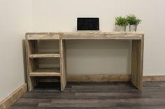 steigerhout bureau - Google zoeken