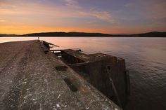 In the midst of Scotland\'s expansive River Clyde, off the banks of the town of…