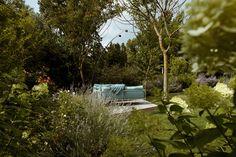 Outdoor Furniture Sets, Outdoor Decor, Gras, Home Decor, Garden Architecture, Shade Perennials, Planting, Plants, Nature