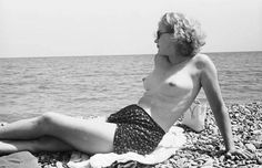 A Musa do Dia - Lee Miller, A Mulher Mais Bonita do Mundo