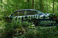 Taking a Tour of Dale Earnhardt Jr.'s Secret Race Car Graveyard ...