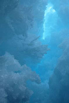 ice cave   # Pinterest++ for iPad #