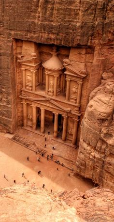 Urn Tomb, Petra, Unesco World Heritage Site, Jordan, Middle East Photographic Print by Sergio Pitami 9 Reasons Why Jordan Is Middle East's Best Kept Secret Middle East Cool Places To Visit, Places To Travel, Travel Destinations, Middle East Destinations, City Of Petra, Jordan Travel, Ancient Ruins, Archaeological Site, Ancient Architecture