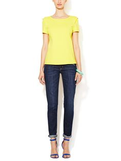 Collin Flap Pocket Skinny Jean from Denim Guide: Sizes 26