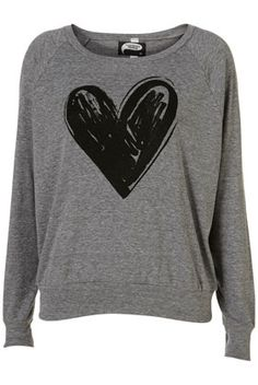 I love hoodless sweaters. they remind me of the 80's. I love this. simple cute and you can wear it casually.