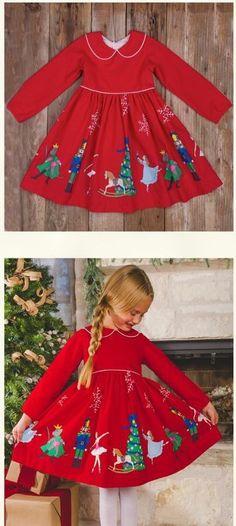 Eleanor Rose Nutcracker dress Size 4/5   #thenutcracker #eleanorrose