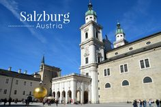 The Hills Are Alive: Salzburg Part 1