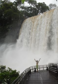 In the presence of wonder...experiencing Iguazu Falls