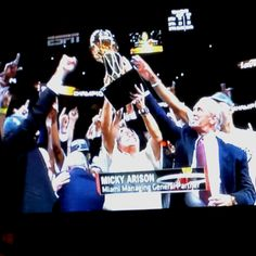 Miami Heat Champs!!!! Nba Champions, Miami Heat, Champs, Celebs, My Favorite Things, Hot, Sports, Celebrities, Hs Sports