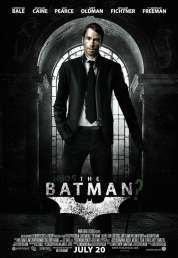 Affiche du film The Dark Knight Rises