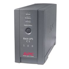 APC BACKUPS CS BK500BLK 500VA300W UPS System *** Continue to the product at the image link. This is Amazon affiliate link.