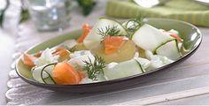 """""""Un yogur al día"""", y salmón ahumado #blogROYAL"""