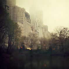 New York City by Irene Suchocki