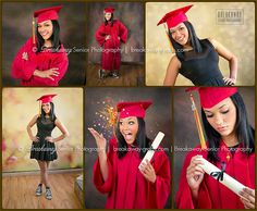 Cap And Gown Picture Ideas, fun ideas! Girl Graduation Pictures, Graduation Picture Poses, College Graduation Photos, Graduation Portraits, Graduation Photoshoot, Grad Pics, Grad Pictures, Graduation Pose, Graduation Ideas