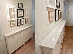 Hemnes double shoe cabinet