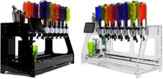 The Barobot Mixology Robot Makes Your Drinks for You #summer #poolparty trendhunter.com